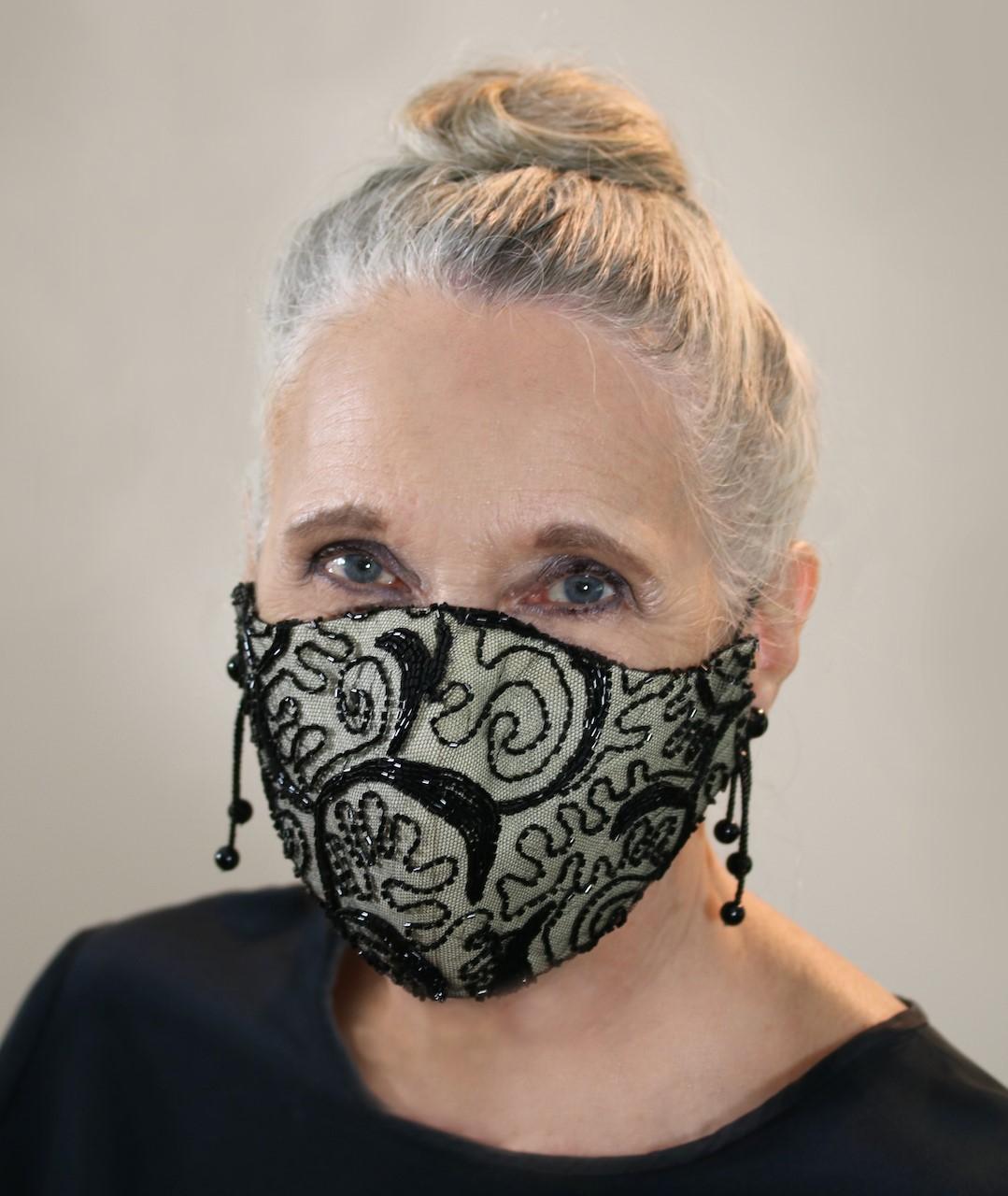 Carol's mask