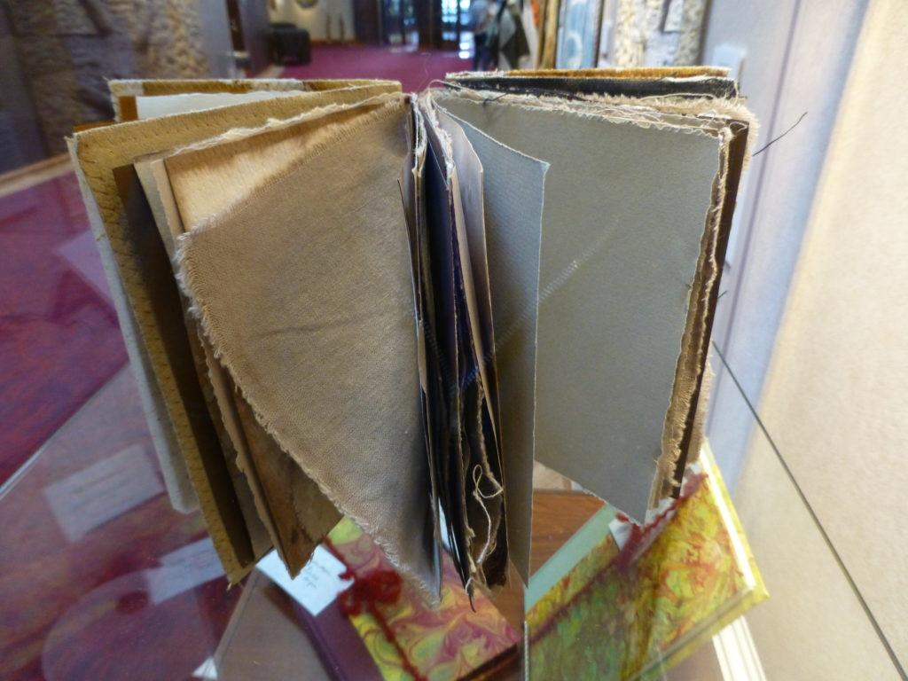 "Sandra Kunkle ""Art Journal 1"""